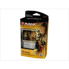 Wizards of the Coast Guilds of Ravnica Planeswalker Deck: Vraska