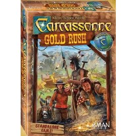 Z-Man Games Carcassonne - Gold Rush