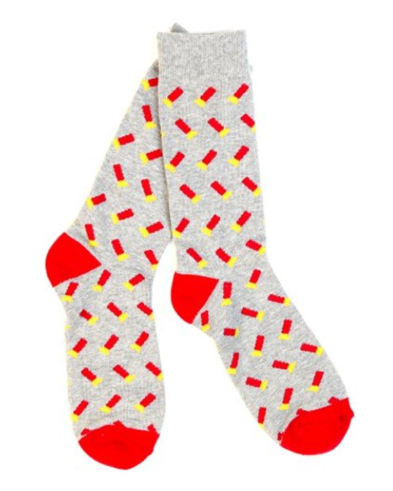 Shotgun Shells Southern Sock