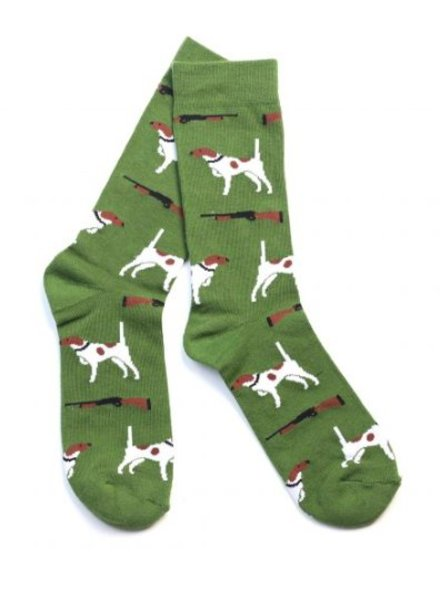 Dog & Rifle Sock