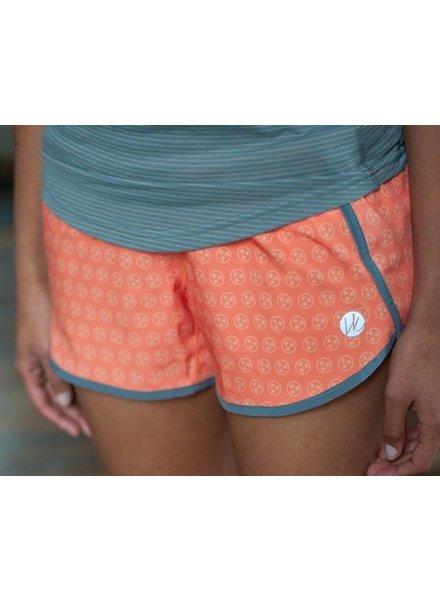Harper Knit Tristar Shorts