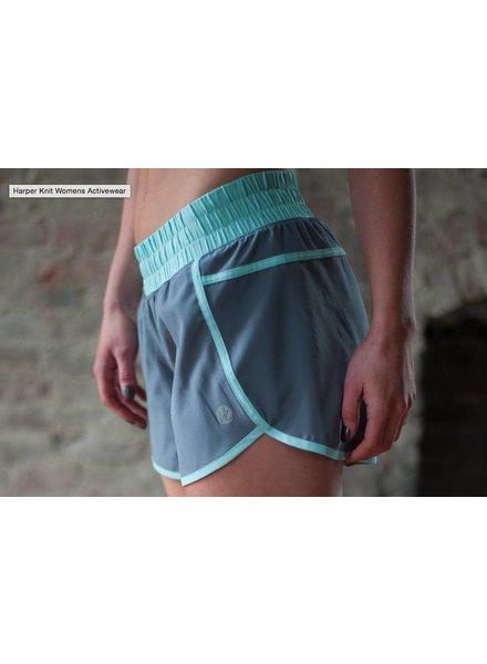 Harper Knit Solid Shorts