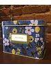 Capri Tin Recipe Box - BRC007