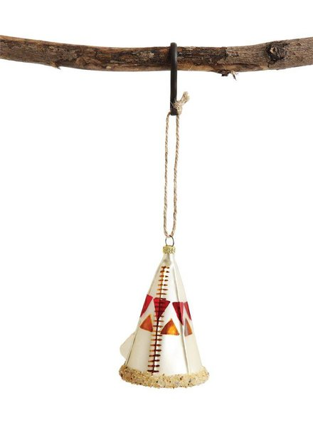 Teepee Ornament XM0066