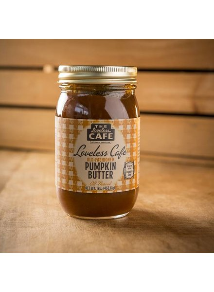 Loveless Cafe Loveless Pumpkin Butter