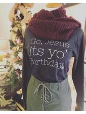 Go Jesus SCB