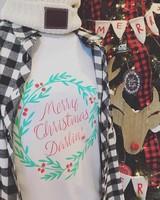 SCB Merry Christmas Darlin' Longsleeve