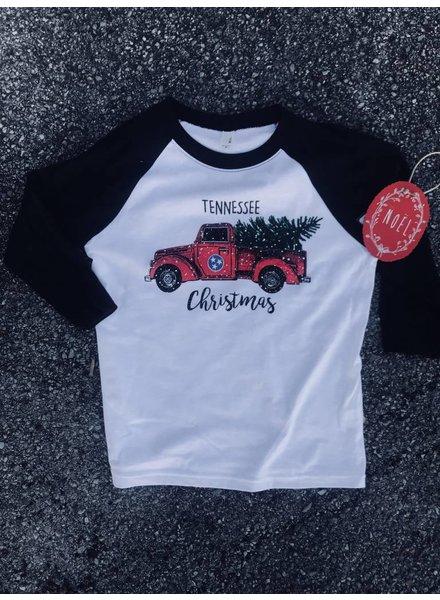 SCB-Sign Niche TN Christmas Raglan Kids