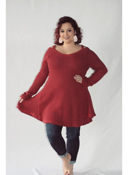 Knit Sweater H3009W