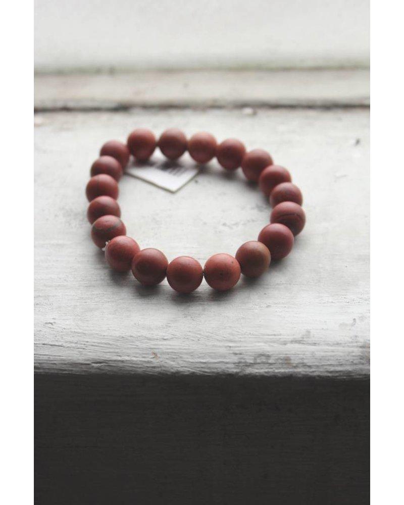 Natural Bead Bracelet
