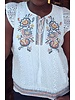 Jenny Embroidery Top