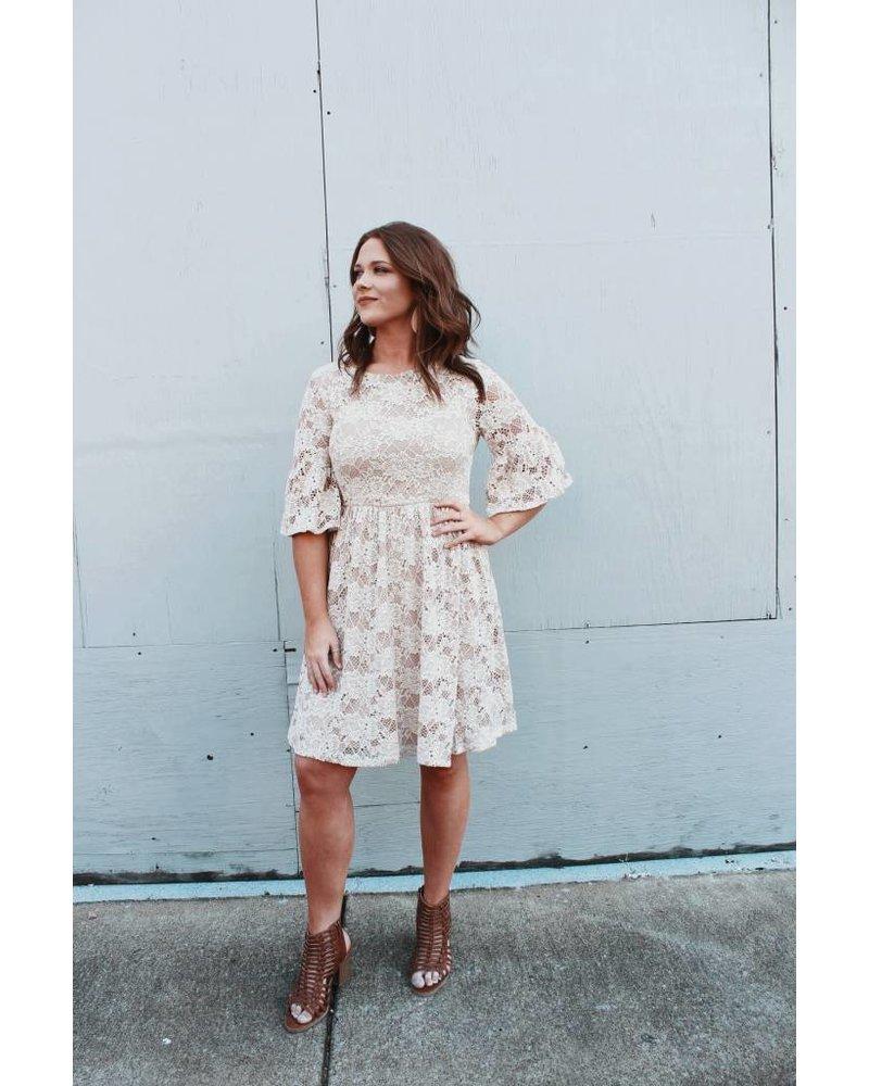 cezanne Southern Belle Lace Dress