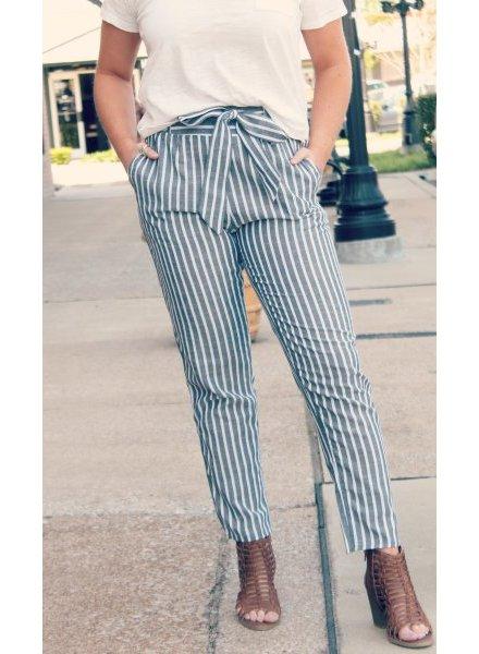 Ray Stripe Pants
