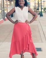 Fiesta Ruffle Skirt