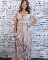 Promesa Laced Elegance Dress