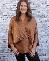 Perfect Kimono Wrap top