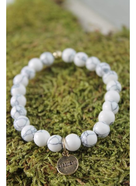 Marble Strength Bracelet