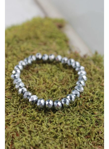 Chrome Sparkle Bracelet