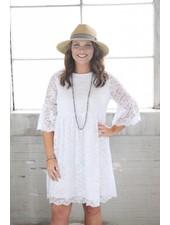 Signature Lace Classy Dress