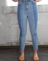 Twiggy Two-tone Jeans