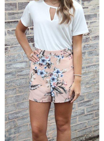 Gigi Floral Shorts