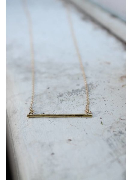 Karama Karama Walk the Line Long Necklace