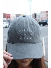SCB Love Like Jesus Hat