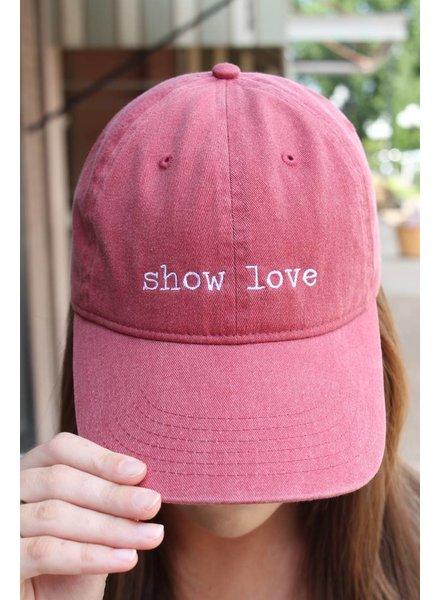 SCB Show Love Hat