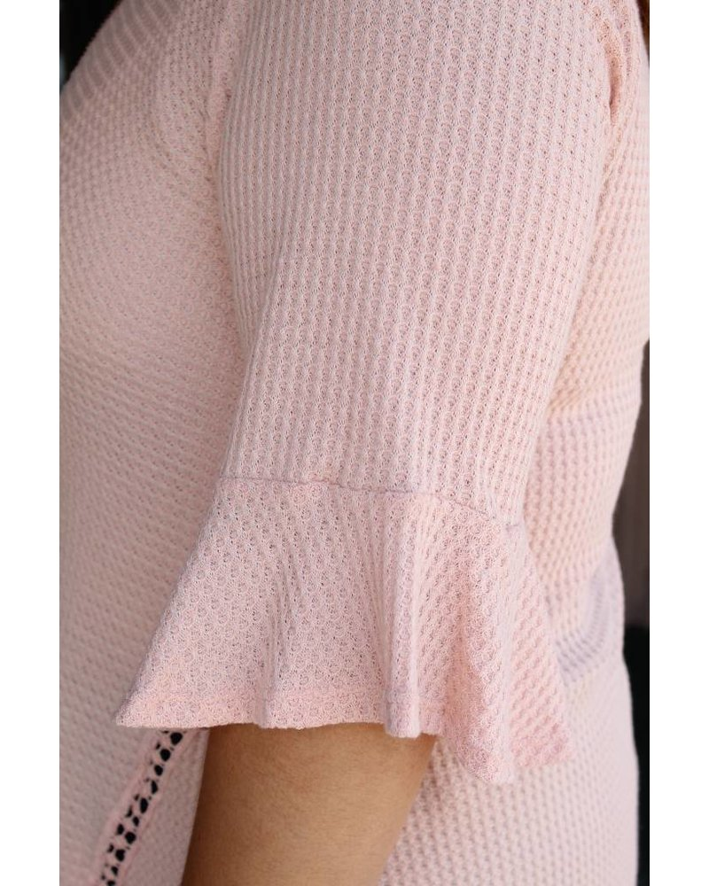 PLUS Cutie Waffle Top PS8ST1068