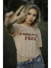 SCB Forever Free Soft Tee