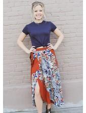 Fashionistas World Traveler Floral Skirt