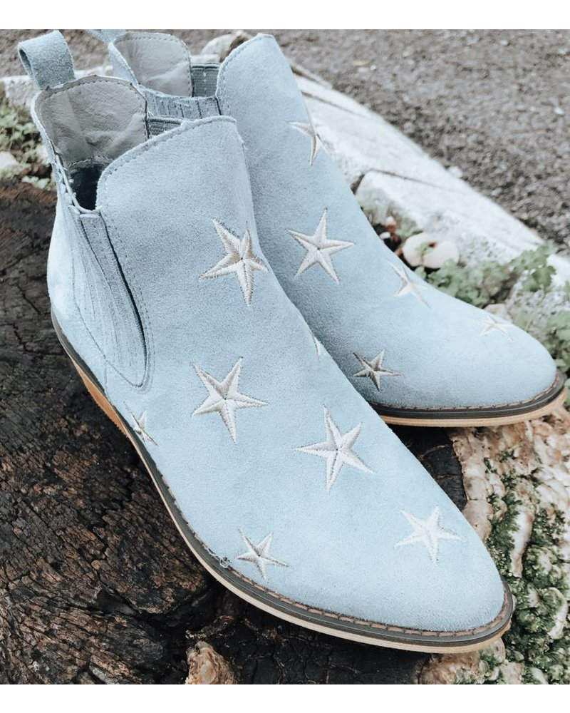 Lets See Style Hollywood Boho Star Bootie