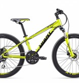 "2017 Giant XtC SL Jr 24 24"" Lime/Black/Grey"