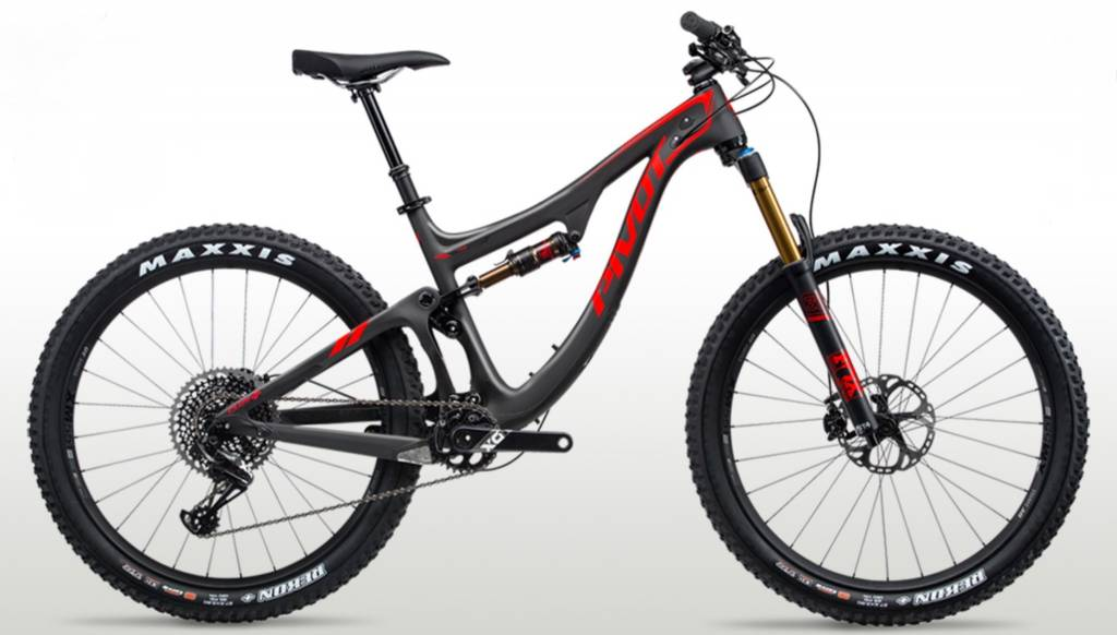 2018 Pivot Switchblade