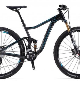 14 Giant Trance X 29er 0 Small Black/Silver