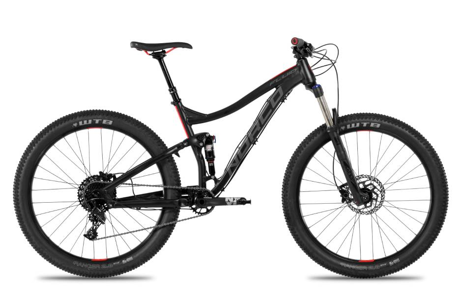 2017 Norco Fluid 7.1 Plus