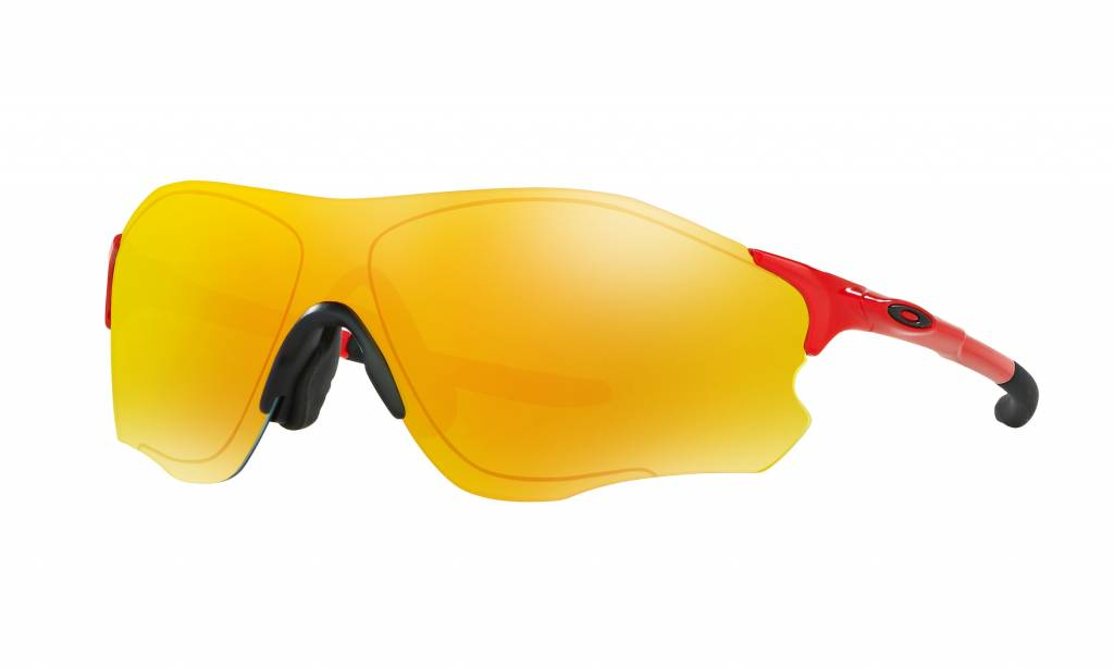 Oakley EVZero Path Infrared/Fire Iridium