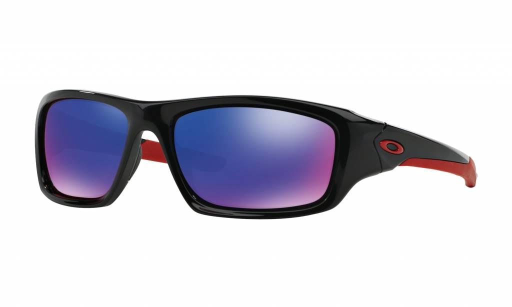 Oakley Valve Black/Red w/ Positive Red Iridium