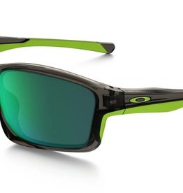 Oakley Chainlink Grey Smoke w/Jade Iridium