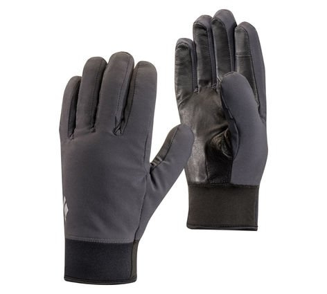 Black Diamond Black Diamond Midweight Softshell Gloves