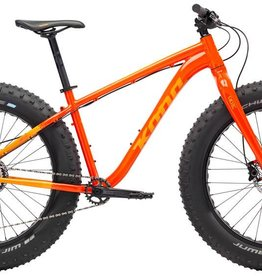 2018 Kona Wo Orange