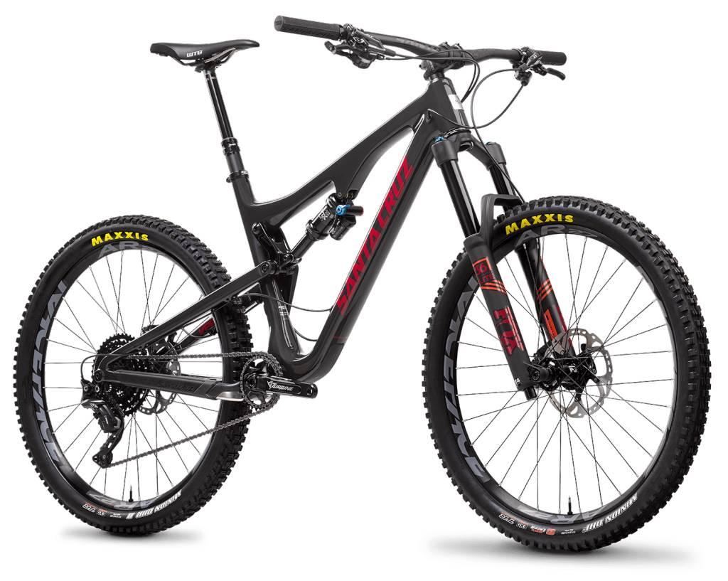 2018 Santa Cruz Bronson 2.1 C S-Kit