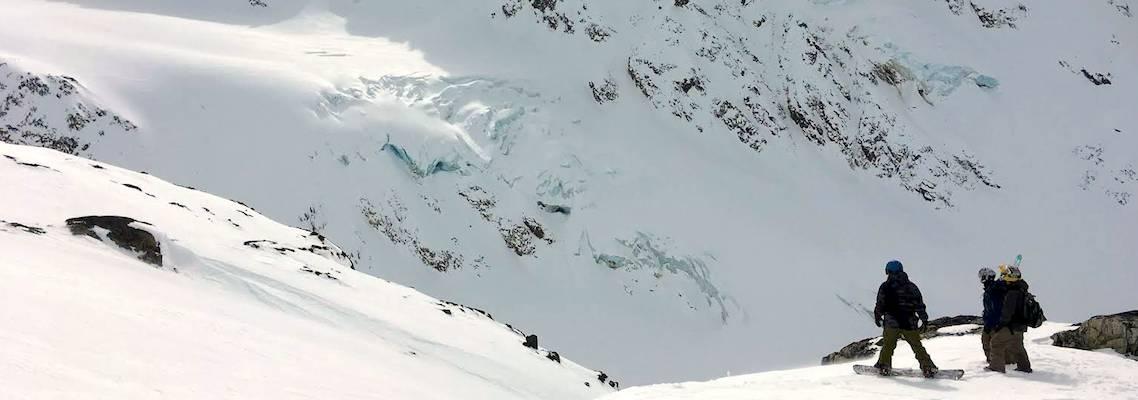 Icefall Headline