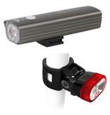 Serfas E-Lume 500 USB Combo Light Kit