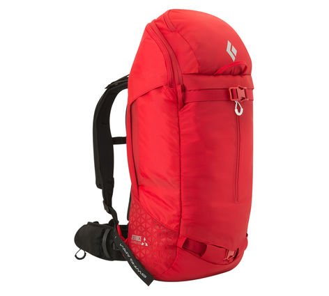 Black Diamond BD Saga 40 JetForce Red