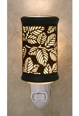 Porcelain Garden Porcelain Garden Silhouette Night Light Leaves