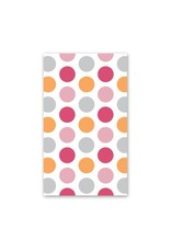 Rock Scissor Paper Rock Scissor Paper Pink Polka Dots - Enclosure Card