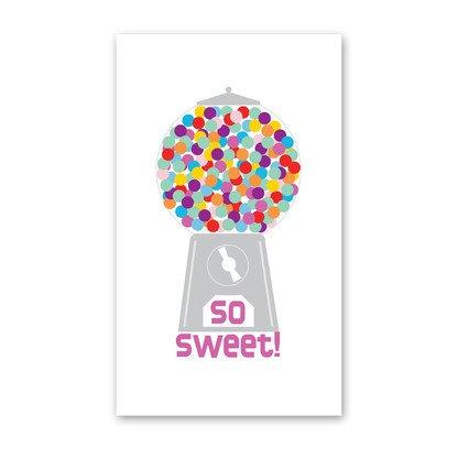 Rock Scissor Paper Rock Scissor Paper So Sweet - Enclosure Card