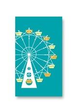 Rock Scissor Paper Rock Scissor Paper Ferris Wheel - Enclosure Card