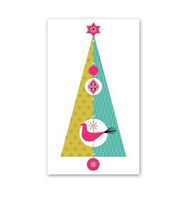 Rock Scissor Paper Rock Scissor Paper Tree Mobile - Enclosure Card
